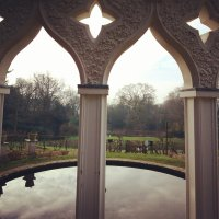 (AD) Sunshine, snowflakes and snowdrops: Mouse About Town and Rococo Gardens