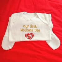 Our first Mother's Day - and a Thrifty one at that!