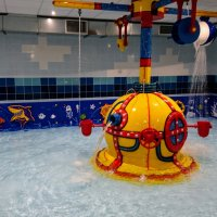 (AD) Leisure at Cheltenham: Splash pad review
