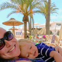 Holiday hacks for travelling with toddlers