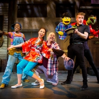 (AD) Avenue Q musical review