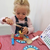 (AD) Our day out at Dinky Street